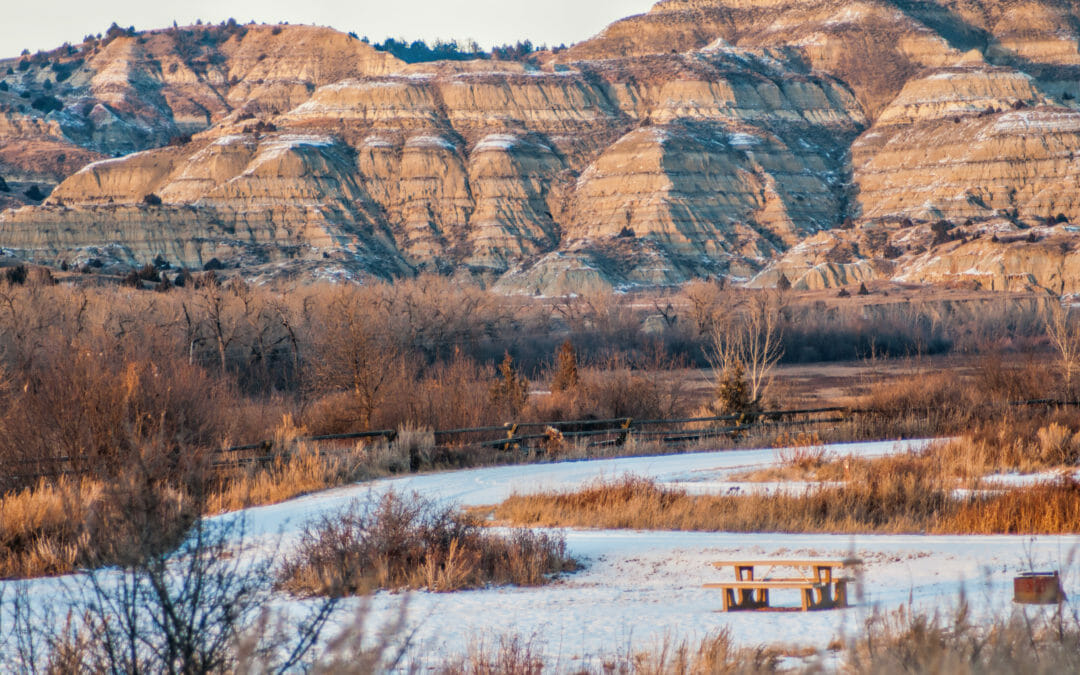 5-point Checklist — get ready for Christmas, Badlands style