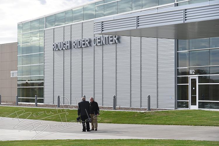 The Rough Rider Event Center