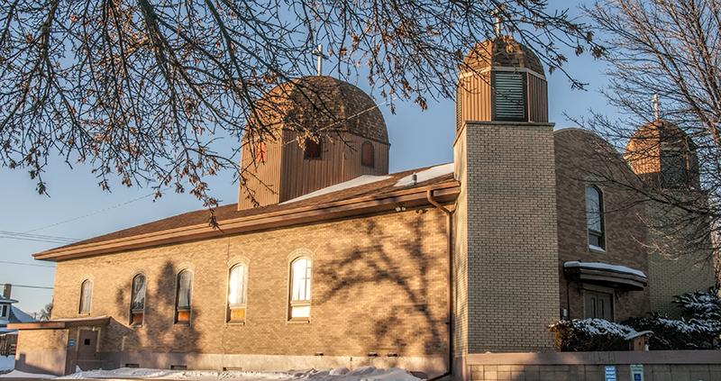 St Johns the Baptist Ukrainian Catholic Church, Belfield