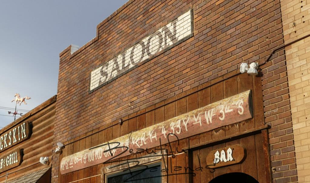 Buckskin Saloon Killdeer