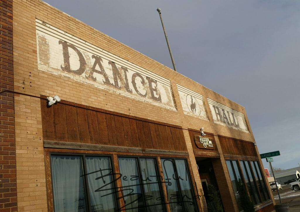 dancehall Buckskin Bar fine dining