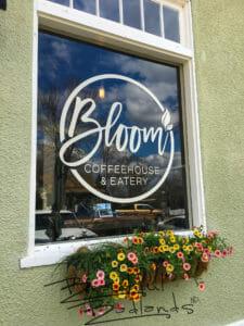 flowers, greenhouse, coffeeshop, eatery, coffee