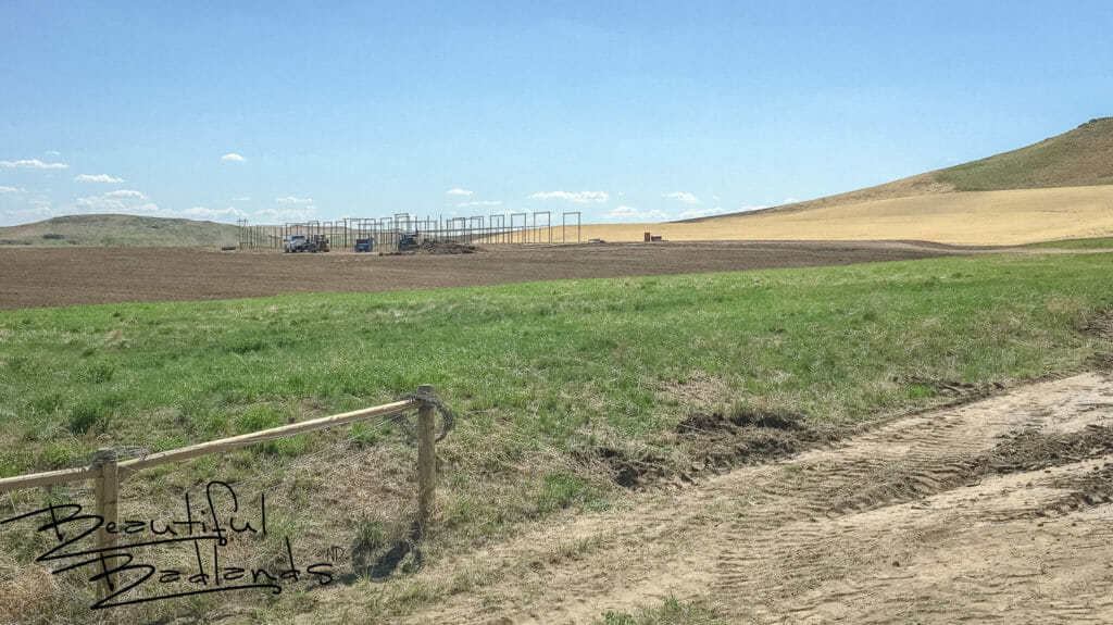 New Killdeer Rodeo Grounds