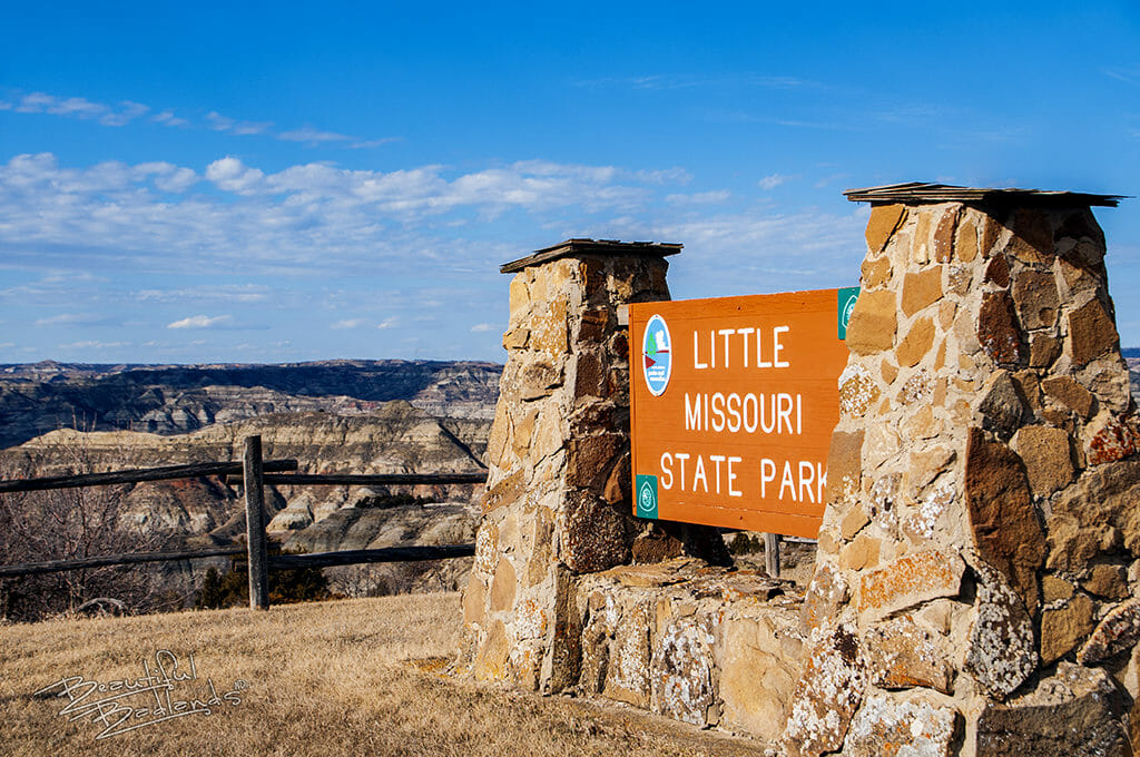 Little Missouri State Park has many trails