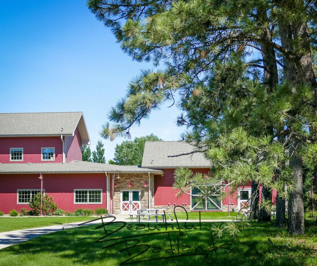 DREC Dickinson Research Extension Center Secret Garden