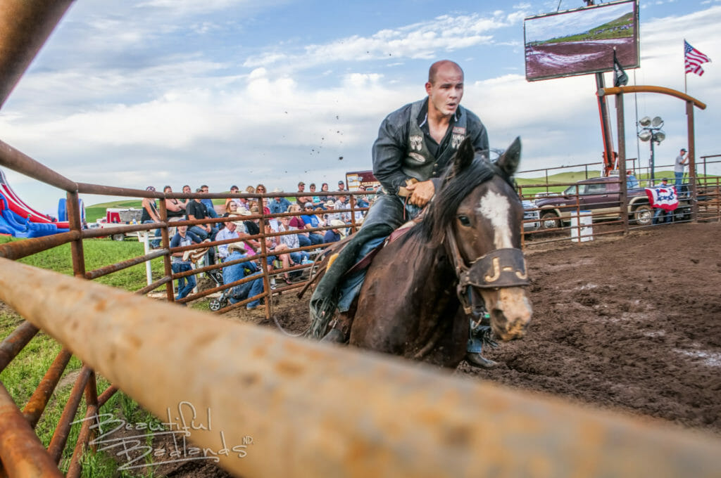 Killdeer Mountain Rodeo Roundup