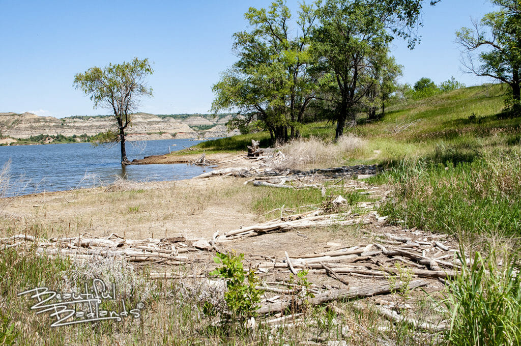 dunn county little missouri recreatiion area