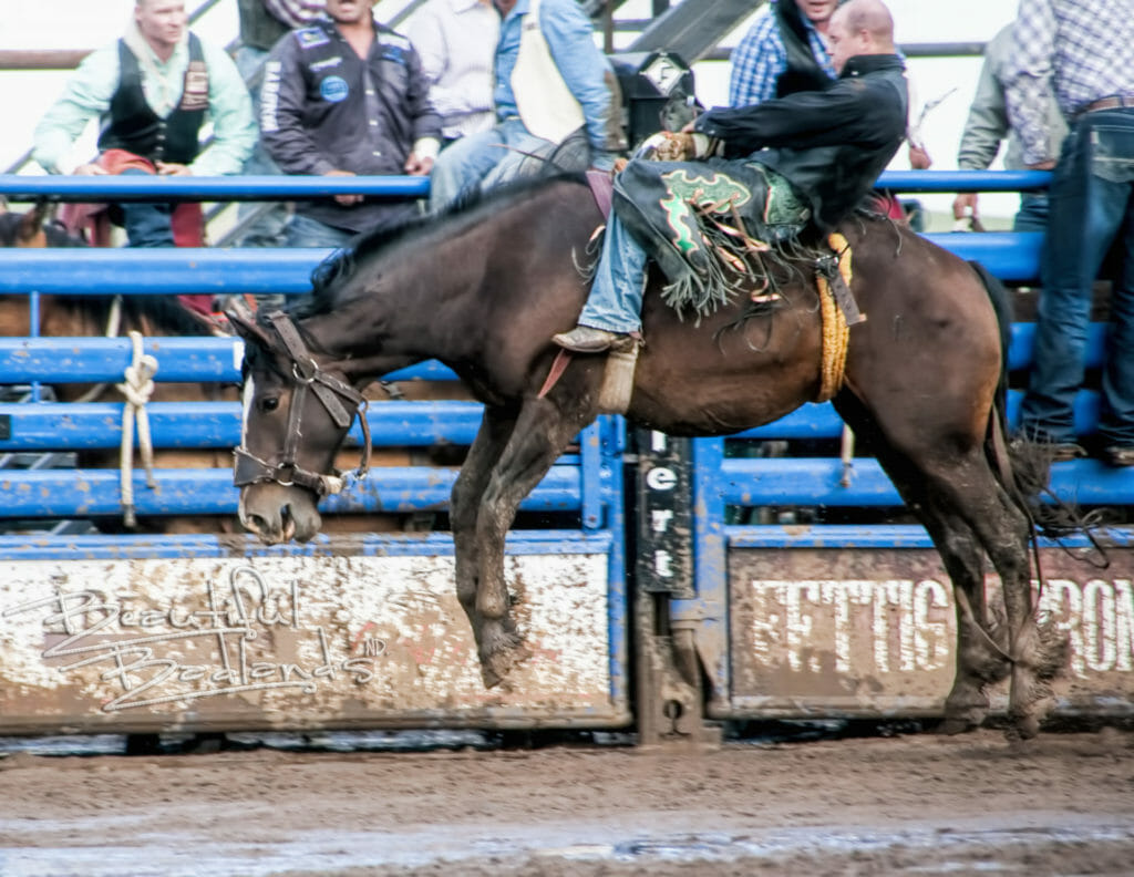 Killdeer Mountain Roundup Rodeo