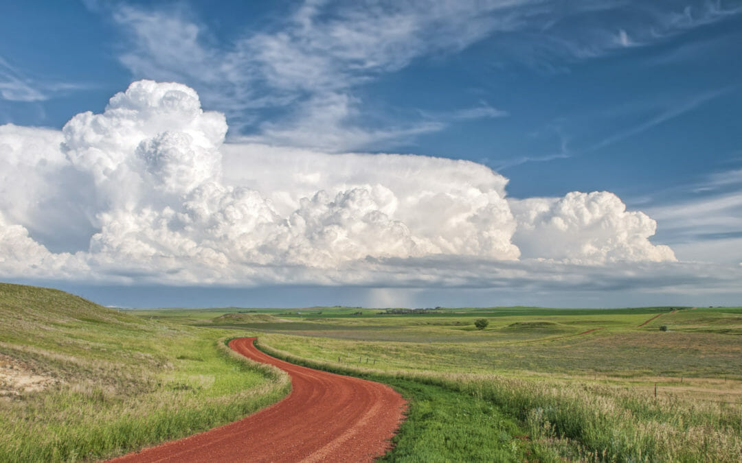 This weekend: What you can see on a late day gravel road trip