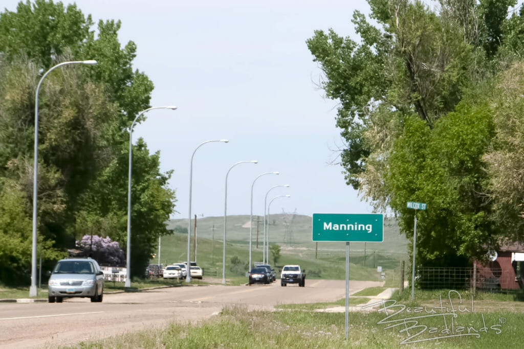 Scenic highway 22 Manning