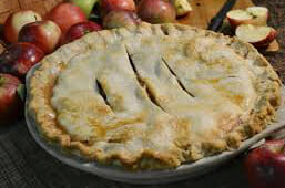 Oh, the aroma and taste of freshly baked Apple Pie!