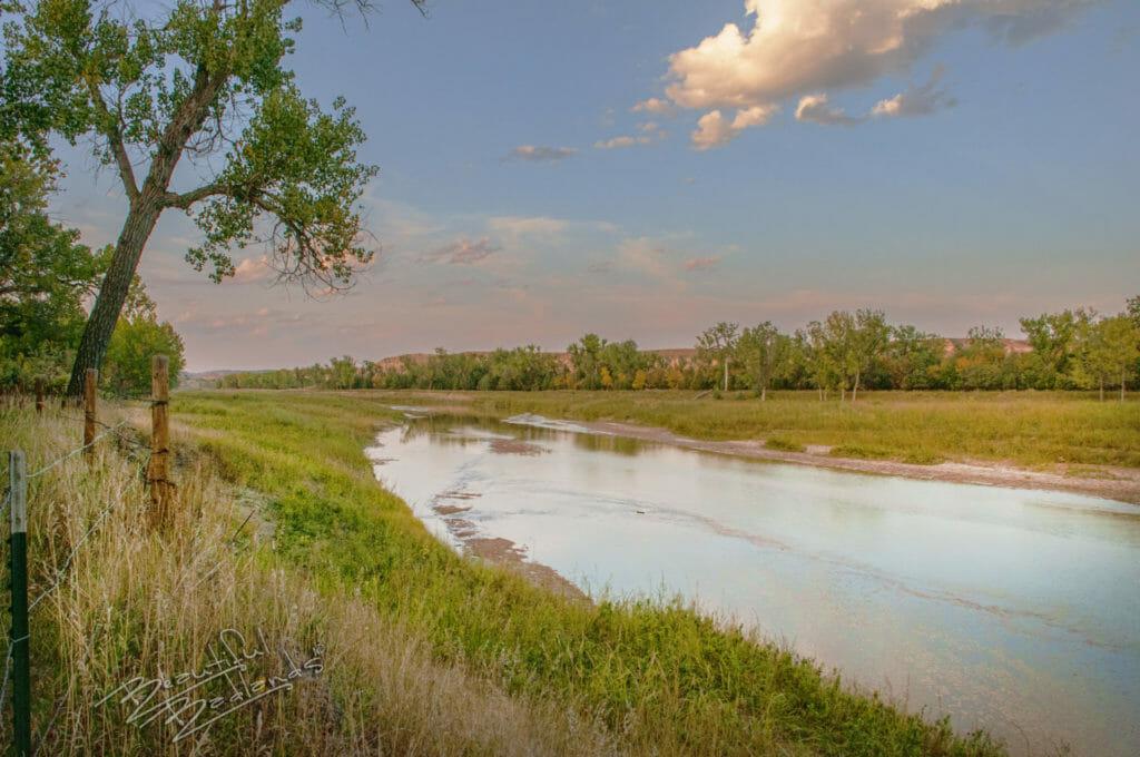 clouds sky elkhorn ranch