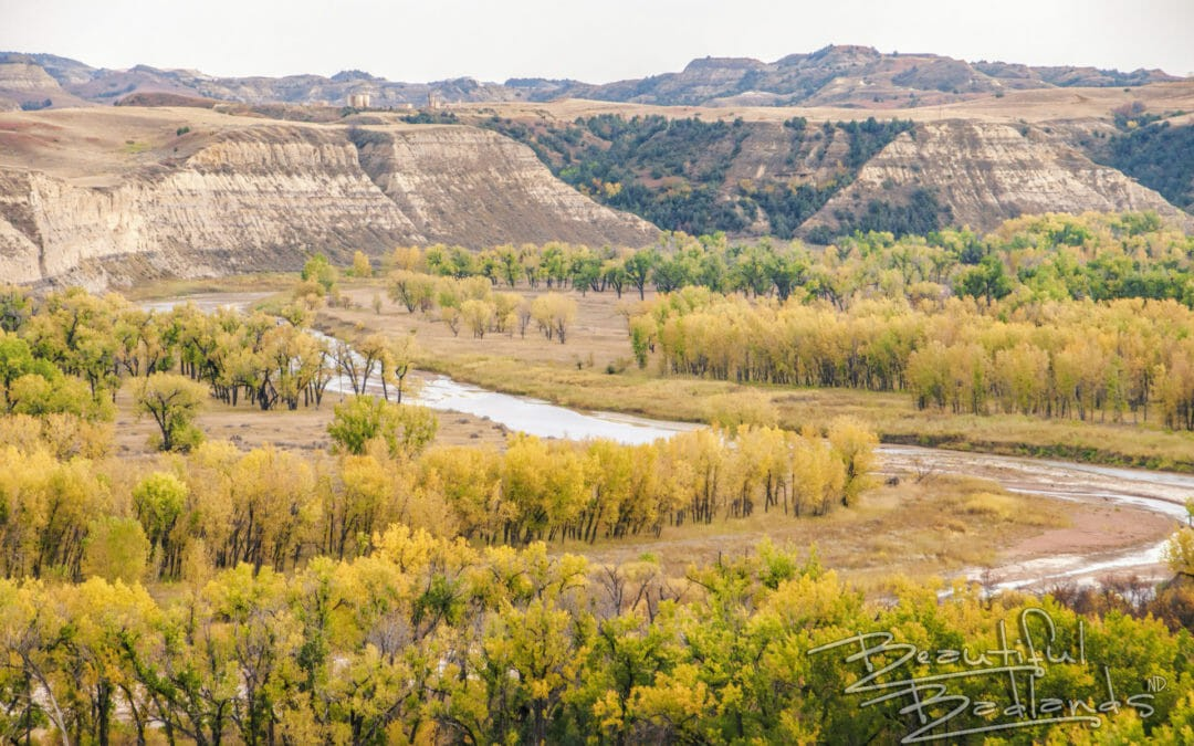Fall colors in the Badlands — Sunday Snapshots