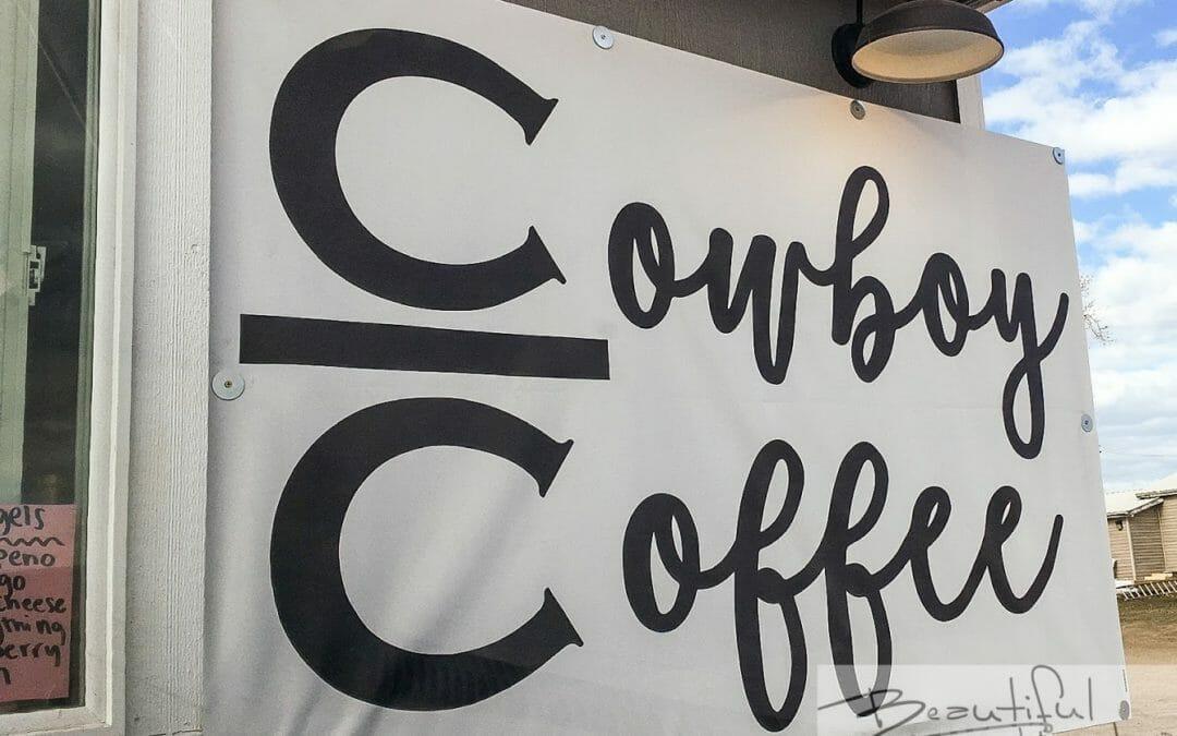 Cowboys Love This Coffee in Killdeer!     Tasty Tuesday