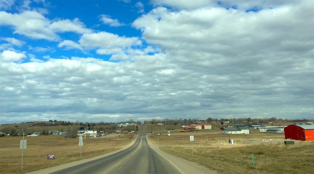 Killdeer, North Dakota boasts great coffee and good food!