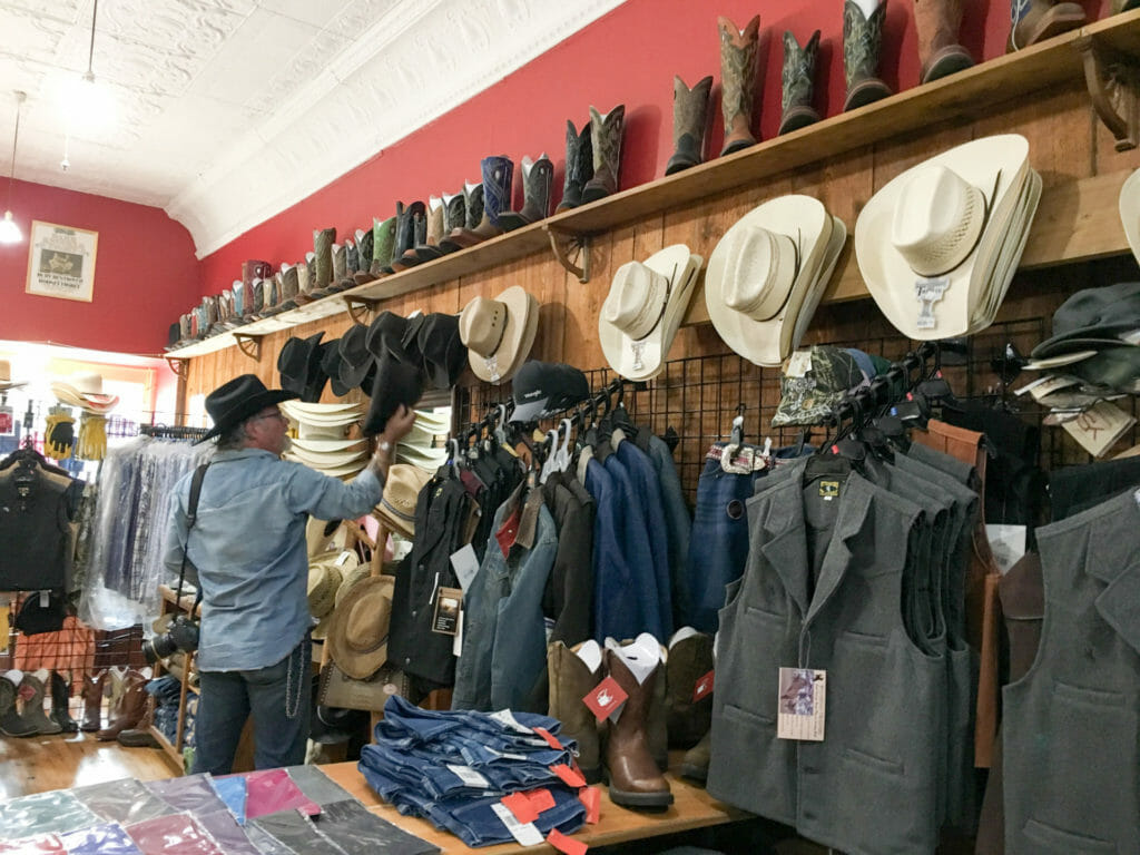 A Great Place to Shop For Western Wear in Beach, North Dakota