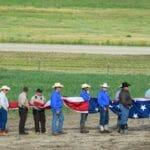 killdeer rodeo flag