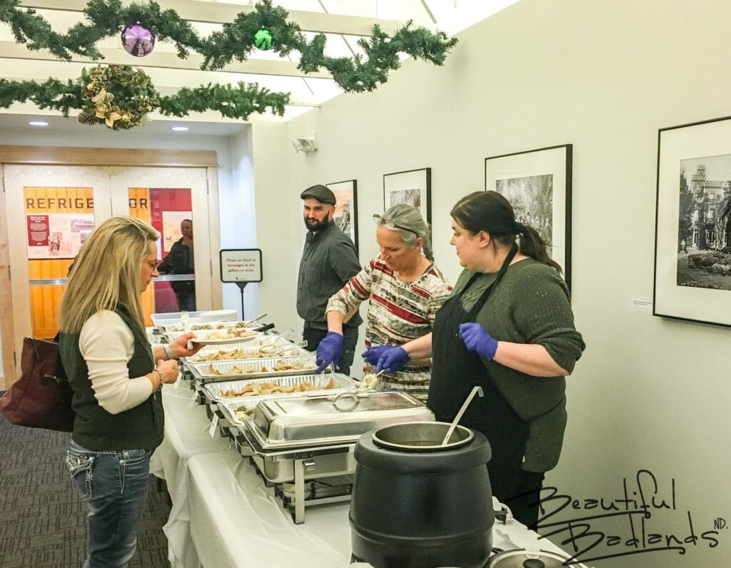 Ethnic Christmas Buffet Presented by Four Corners Cafe and Catering