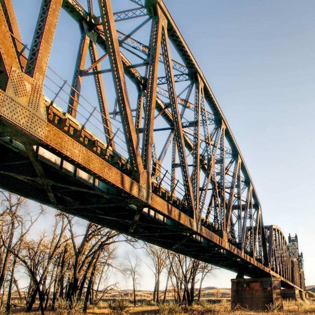 Snowden bridge