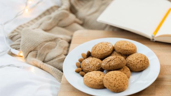 Almond Cookies!