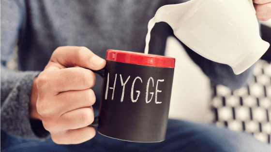 Hygge! Badlands Food and Friendship on a Cold Winter Night