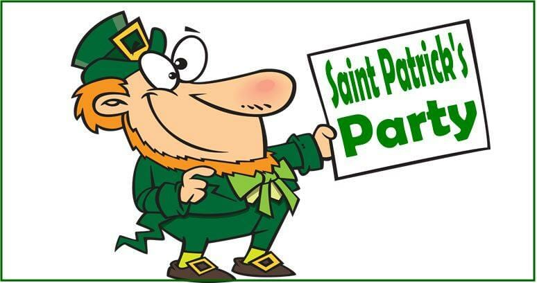 Celebrate St. Patrick's Day at the South 40, Sidney, Montana