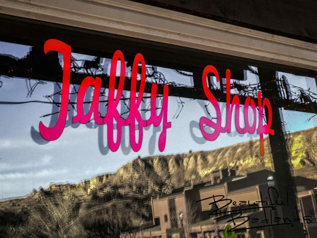 Rushmore Mountain Taffy Shop, Medora, North Dakota