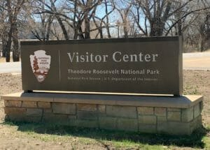 Theodore Roosevelt National Park Visitor Center, Medora, North Dakota