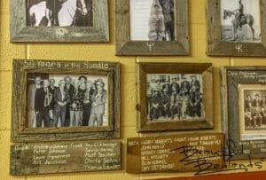 Real Cowboys. Real Ranches. Real Good Food. Cowboy Cafe, Medora, North Dakota