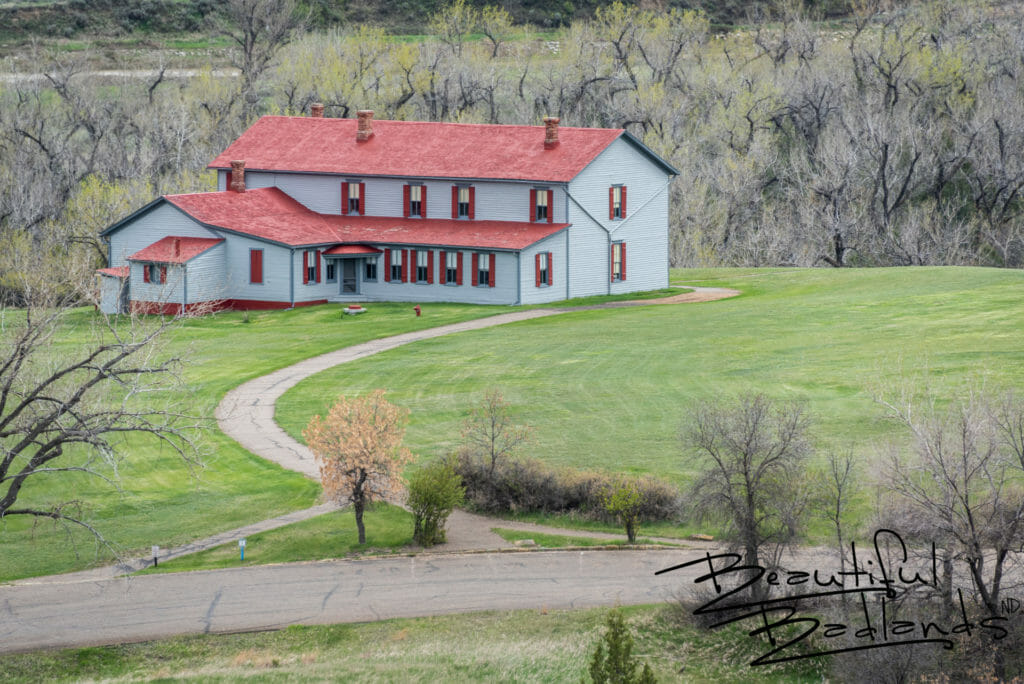 The Chateau De Mores, Medora, North Dakota was the beloved home of Antoine de Vallombrosa, the Marquis de Mores, and his wife, Medora.