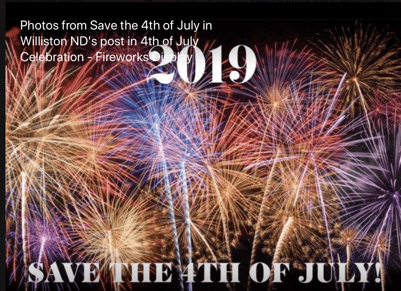 Fourth of July Celebration, Williston, North Dakota