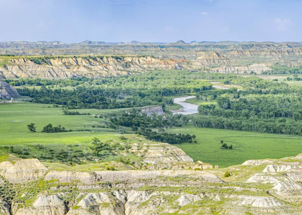 scoria river bottom badlands