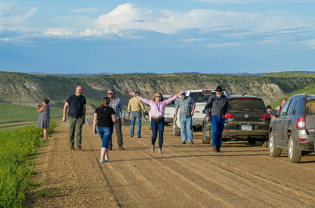 An Enthusiastic Tour to Roosevelt's Elkhorn Ranch
