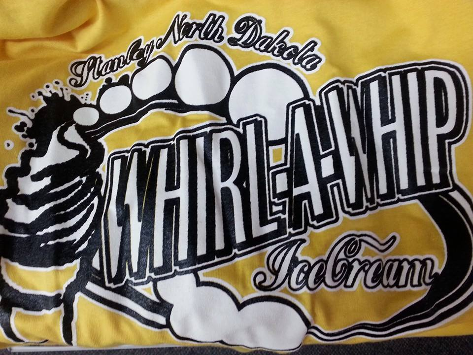 Whirl-A-Whip! A Tradition at Dakota Drug, Stanley, North Dakota