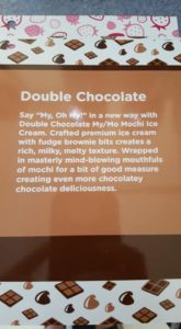 Double Chocolate Ice Cream from Nutt-N Better, Sidney, Montana