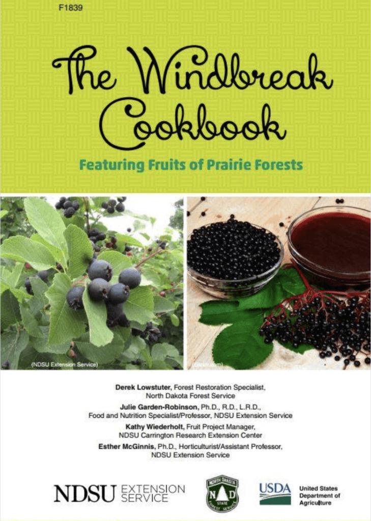 The Windbreak Cookbook published by NDSU, NDFS, and USDA