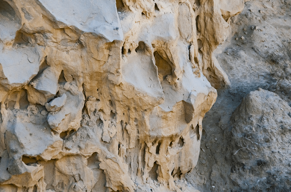 Is it true? The Mystery of the Badlands Rock Faces