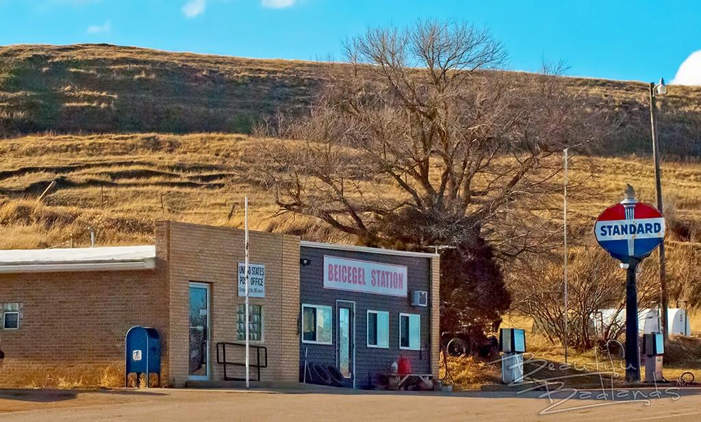 grassy butte post office