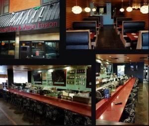 Basil Sushi Bar & Asian Fusion, Williston, North Dakota